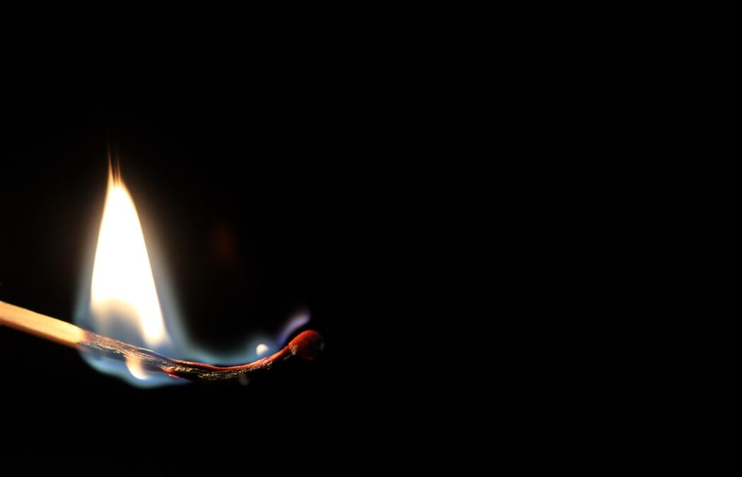 5 signs of burnout